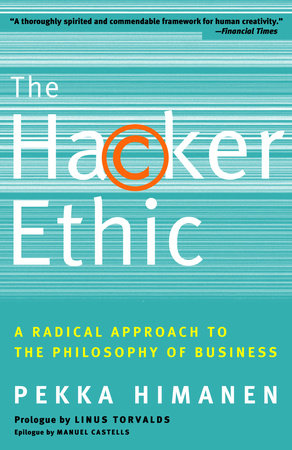 The Hacker Ethic by