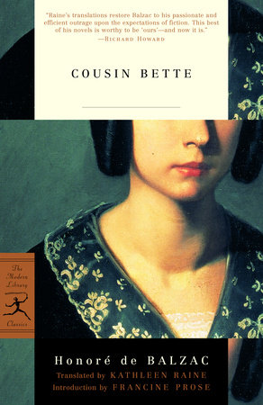 Cousin Bette by