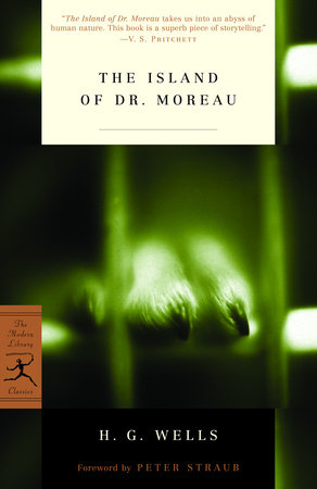 The Island of Dr. Moreau by