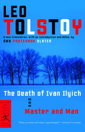 The Death of Ivan Ilyich and Master and Man by