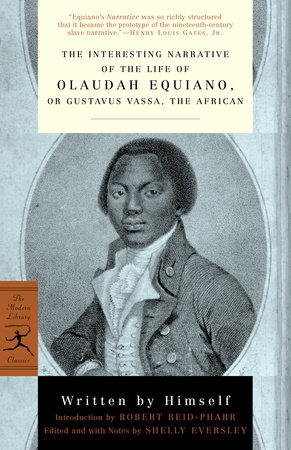 The Interesting Narrative of the Life of Olaudah Equiano by