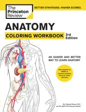 Anatomy Coloring Workbook, 3rd Edition
