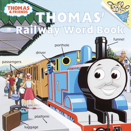 Thomas's Railway Word Book (Thomas & Friends) by Random House