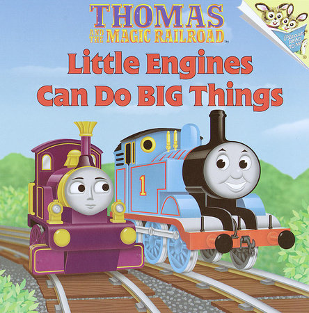 Little Engines Can Do Big Things (Thomas & Friends) by