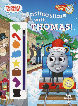Christmastime With Thomas (Thomas & Friends) by