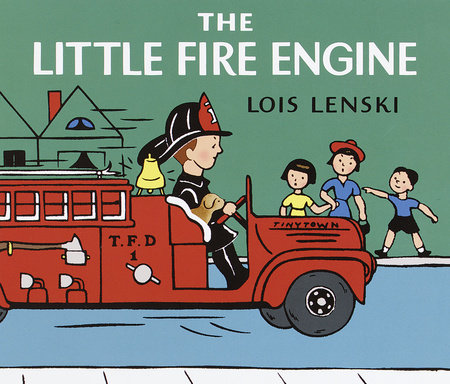 The Little Fire Engine by