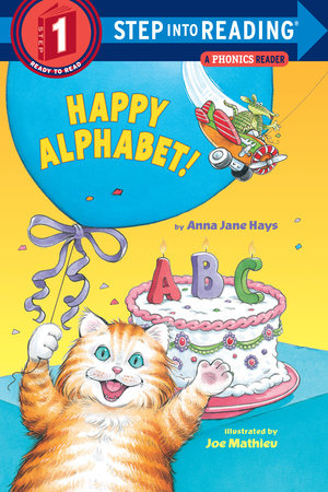 Happy Alphabet! by
