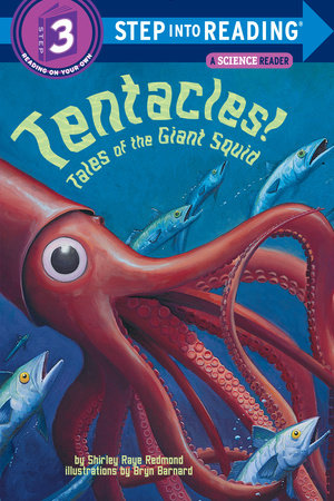 Tentacles! by Shirley Raye Redmond