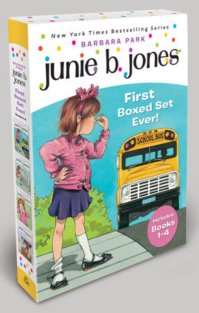 Junie B. Jones First Boxed Set Ever! by