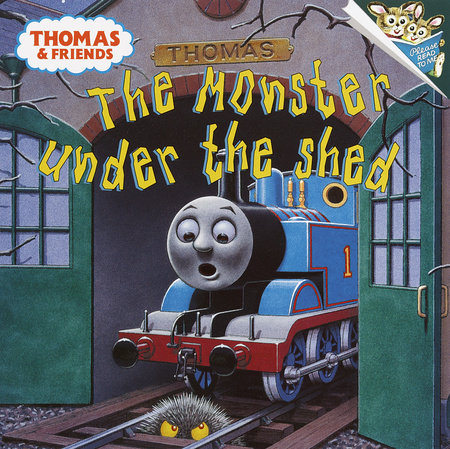 The Monster Under the Shed (Thomas & Friends)