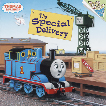 The Special Delivery (Thomas & Friends) by Random House