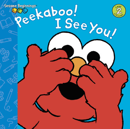 Peekaboo! I See You! (Sesame Street) by