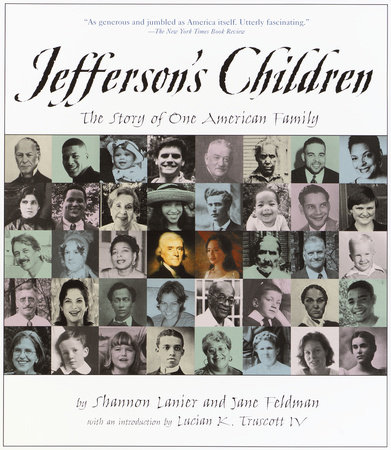Jefferson's Children by Jane Feldman and Shannon Lanier