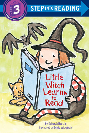 Little Witch Learns to Read by