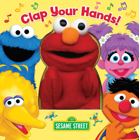 Clap Your Hands! (Sesame Street) by