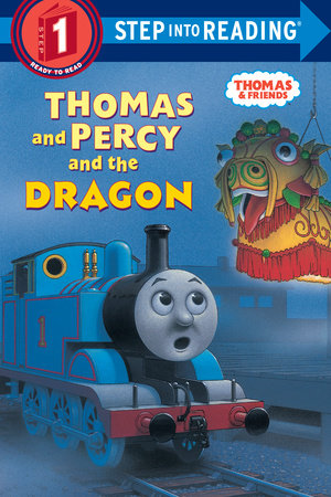 step into reading thomas and percy and the dragon thomas friends