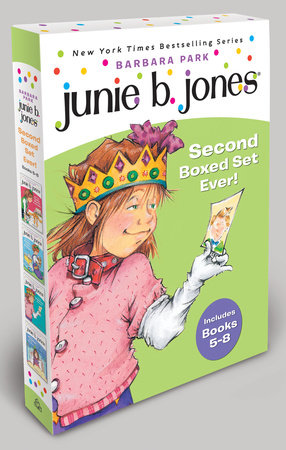 Junie B. Jones Second Boxed Set Ever! by Barbara Park