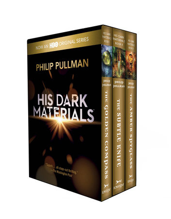 His Dark Materials 3-book TR Box Set by