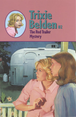 The Red Trailer Mystery by