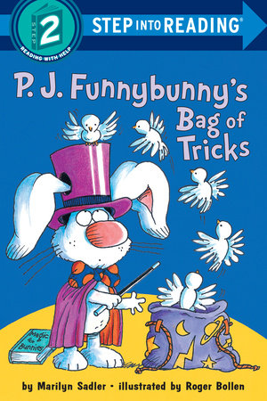 P.J. Funnybunny's Bag of Tricks by