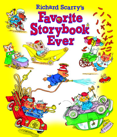 Richard Scarry's Favorite Storybook Ever by