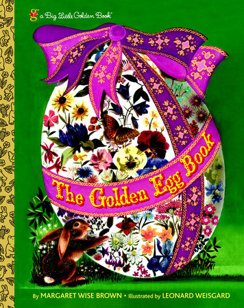 The Golden Egg Book by