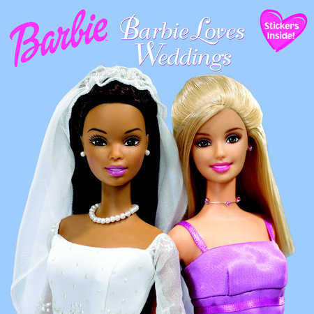Barbie Loves Weddings (Barbie) by Mary Man-Kong