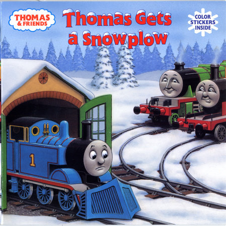 Thomas Gets a Snowplow (Thomas & Friends) by Rev. W. Awdry