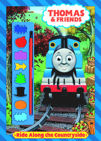 Ride Along the Countryside (Thomas & Friends) by Golden Books