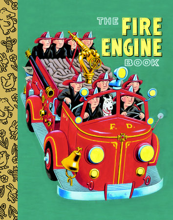 The Fire Engine Book by