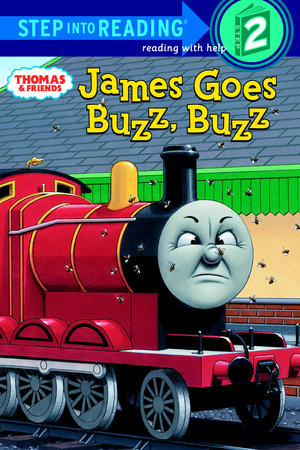 James Goes Buzz Buzz (Thomas & Friends) by Shana Corey and Rev. W. Awdry