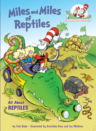 Miles and Miles of Reptiles by