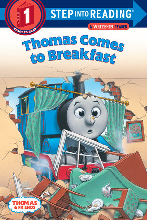 Thomas Comes to Breakfast (Thomas & Friends) by
