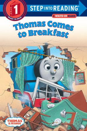 Thomas Comes To Breakfast (thomas & Friends)