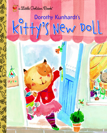 Kitty's New Doll by