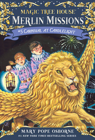 Magic Tree House #33: Carnival at Candlelight by Mary Pope Osborne