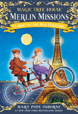 Magic Tree House #35: Night of the New Magicians by Mary Pope Osborne