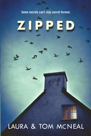 Zipped by