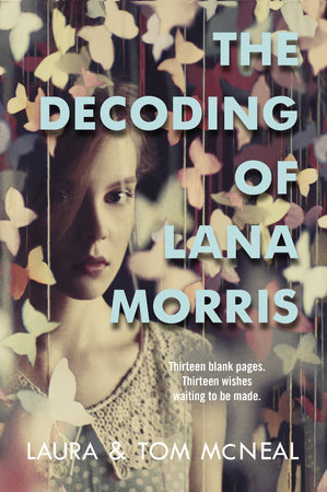 The Decoding of Lana Morris by
