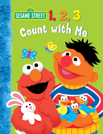 1, 2, 3 Count with Me (Sesame Street) by