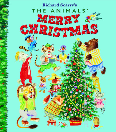 The Animals' Merry Christmas by Kathryn Jackson
