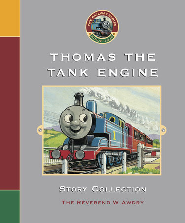 Thomas the Tank Engine Story Collection (Thomas & Friends) by Rev. W. Awdry