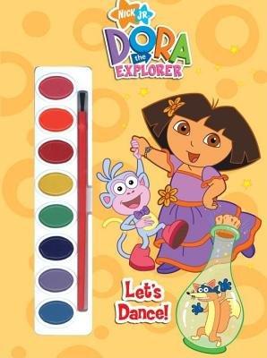 Let's Dance! (Dora the Explorer) by Golden Books