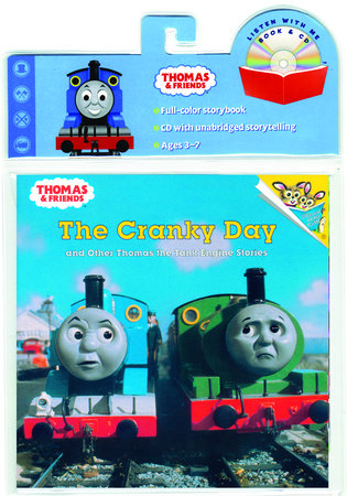 Cranky Day & Other Thomas the Tank Engine Stories Book & CD (Thomas & Friends) by Rev. W. Awdry