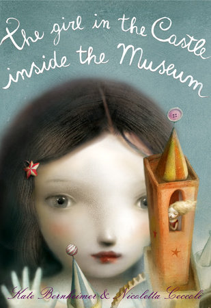 The Girl in the Castle Inside the Museum by