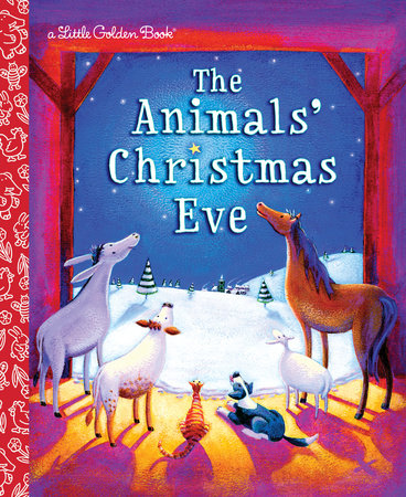 The Animals' Christmas Eve by