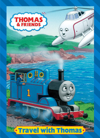 Travel with Thomas (Thomas & Friends) by Golden Books