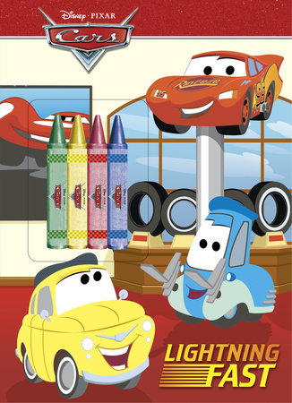 Lightning Fast (Disney/Pixar Cars) by RH Disney
