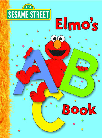 Elmo's ABC Book (Sesame Street) by