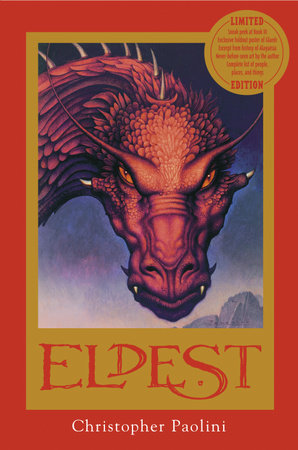 Eldest Deluxe Edition by Christopher Paolini